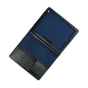 UGG Australia Black Leather Tablet Ipad Case
